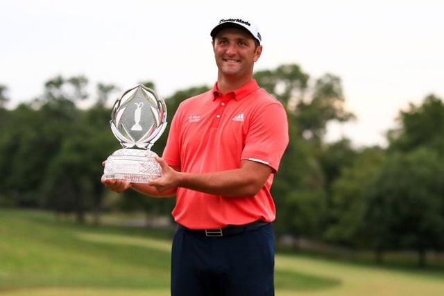 Jon Rahm vô địch giải golf Memorial 2020 và lên ngôi số 1 thế giới - Ảnh 3.