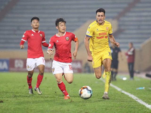 Lê Tấn Tài rời Hồng Lĩnh Hà Tĩnh để gia nhập CLB Hà Nội - Ảnh 3.