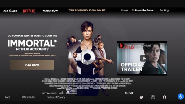 Làm thế nào để trải nghiệm miễn phí dịch vụ Netflix trong... hơn 83 năm? - Ảnh 1.