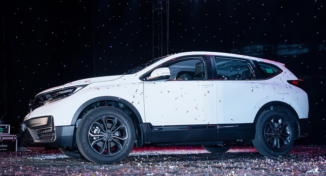 Honda CR-V 2020 lắp ráp ở Việt Nam chính thức xuất xưởng - Ảnh 1.