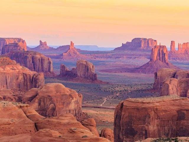 Ngất ngây, 10 thung lũng đẹp kỳ ảo đến khó tin - ảnh 5