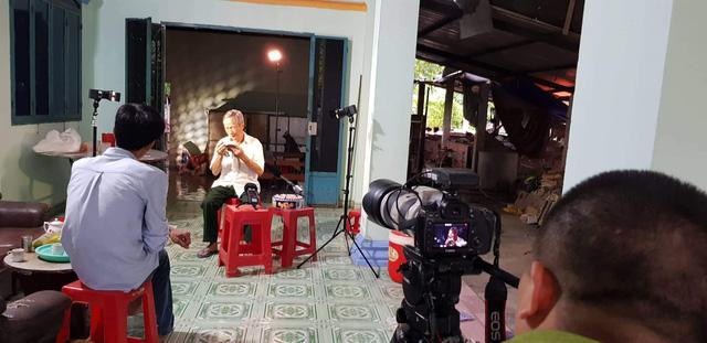 ĐD Đặng Hồng Giang và hành trình tìm kiếm nhân vật cho VTV Đặc biệt - Đi về miền đất lạnh - Ảnh 1.