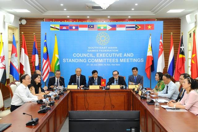 SEA Games 31: Chủ nhà Việt Nam sẽ bổ sung thêm 4 môn theo đề xuất của các nước - Ảnh 1.