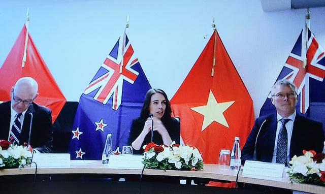 Việt Nam - New Zealand nâng cấp quan hệ lên tầm Đối tác Chiến lược - Ảnh 1.