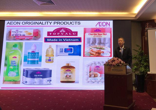 Hỗ trợ doanh nghiệp vào chuỗi cung ứng, hướng đến đạt chuẩn xuất khẩu sang Nhật Bản - Ảnh 1.