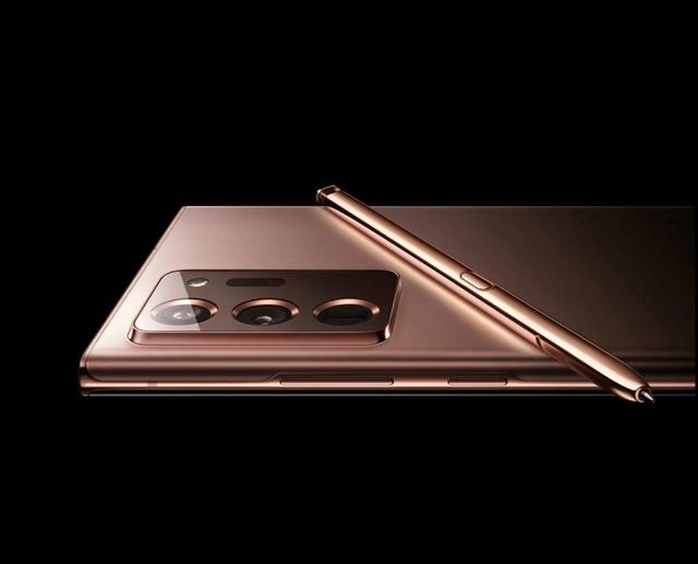 Soi từng góc cạnh Galaxy Note 20 Ultra 5G trước ngày ra mắt - Ảnh 2.