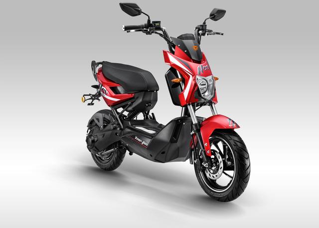 Đấu VinFast Impes, Yadea ra mắt xe máy điện Xmen Neo giá 16,59 triệu đồng - Ảnh 2.