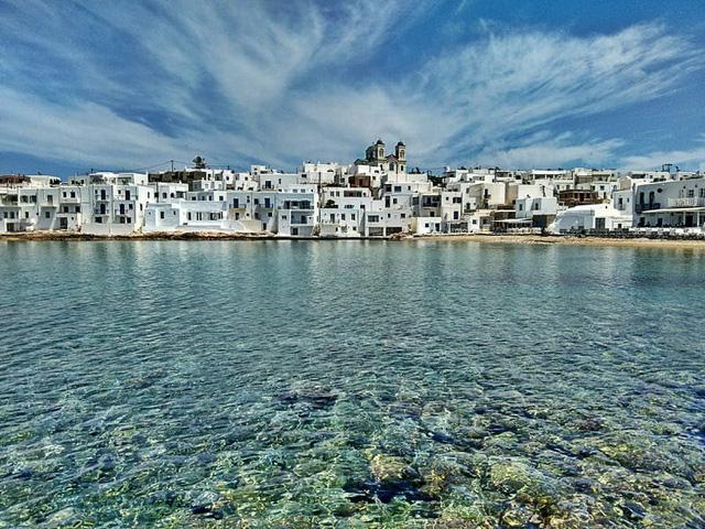 Ghé thăm thiên đường bí mật của Hy Lạp  - hòn đảo tuyệt vời nhất châu Âu - Ảnh 1.