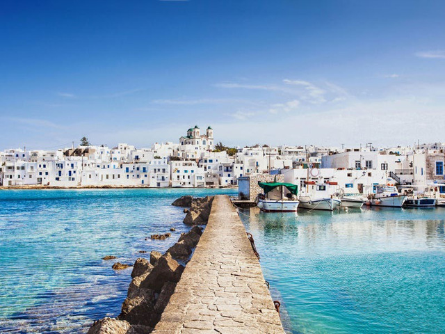 Ghé thăm thiên đường bí mật của Hy Lạp  - hòn đảo tuyệt vời nhất châu Âu - Ảnh 2.