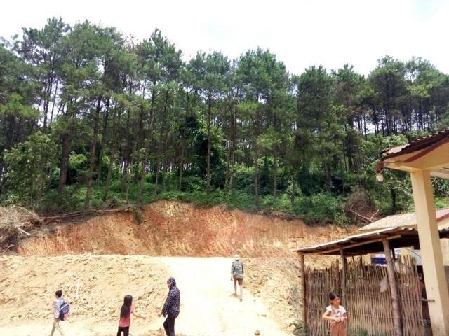 Người dân tặng đất, nhà trường vẫn không có kinh phí để xây dựng - Ảnh 1.
