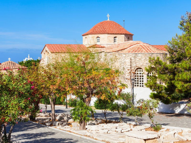 Ghé thăm thiên đường bí mật của Hy Lạp  - hòn đảo tuyệt vời nhất châu Âu - Ảnh 4.