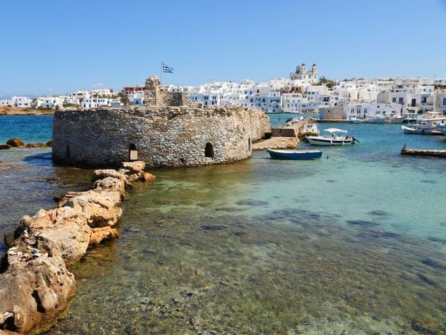 Ghé thăm thiên đường bí mật của Hy Lạp  - hòn đảo tuyệt vời nhất châu Âu - Ảnh 5.