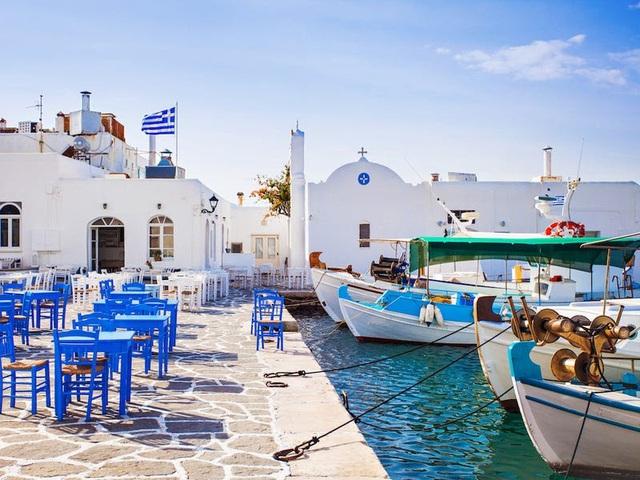 Ghé thăm thiên đường bí mật của Hy Lạp  - hòn đảo tuyệt vời nhất châu Âu - Ảnh 8.