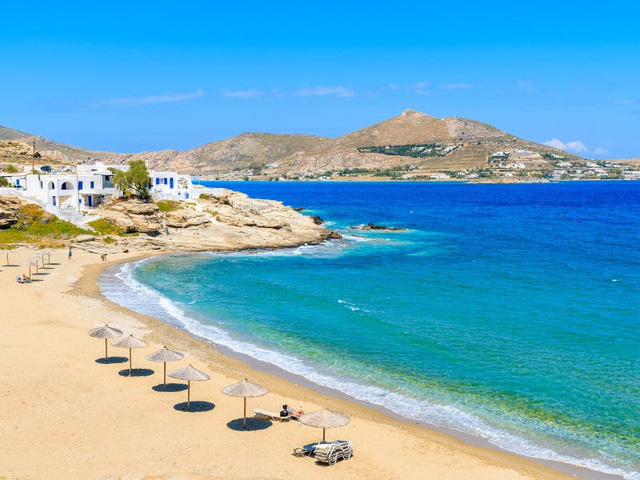 Ghé thăm thiên đường bí mật của Hy Lạp  - hòn đảo tuyệt vời nhất châu Âu - Ảnh 9.