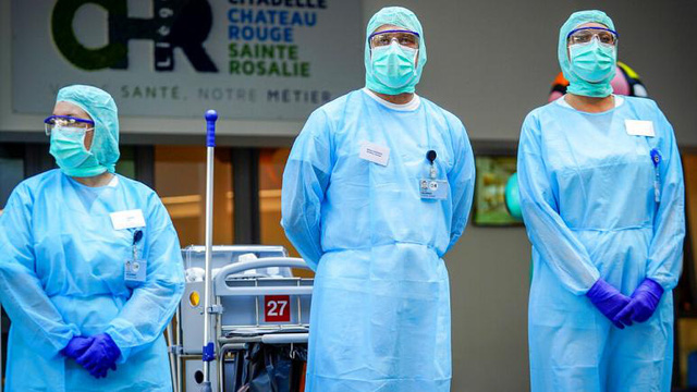 Bỉ tăng cường các biện pháp chống dịch COVID-19 do số ca mắc mới tăng cao  - Ảnh 1.