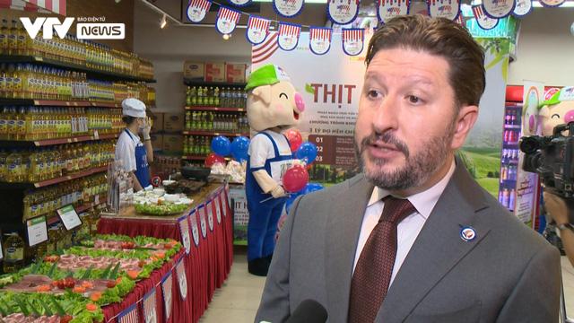 Tuần lễ thịt heo Mỹ tại 50 siêu thị - Ảnh 3.