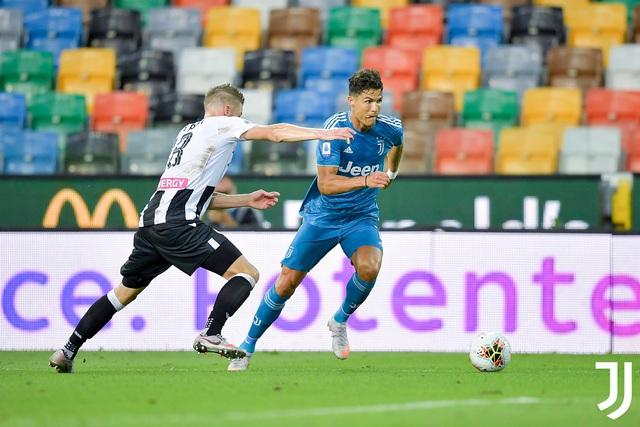 Ronaldo im tiếng, Juventus thất bại bất ngờ trước Udinese - Ảnh 3.