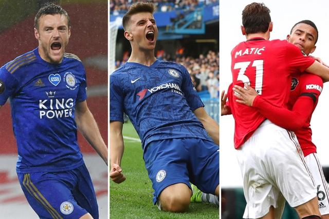 Vòng 38 giải Ngoại hạng Anh: Man Utd, Chelsea và Leicester… cuộc đua giành suất dự Champions League - Ảnh 3.