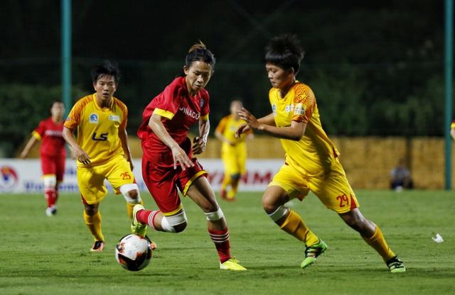 Thắng cách biệt 2-0 TKS Việt Nam, CLB TP Hồ Chí Minh vô địch Cúp Quốc gia nữ 2020 - Ảnh 1.