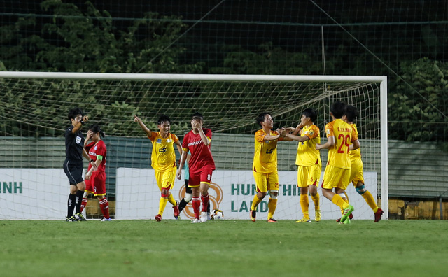Thắng cách biệt 2-0 TKS Việt Nam, CLB TP Hồ Chí Minh vô địch Cúp Quốc gia nữ 2020 - Ảnh 2.
