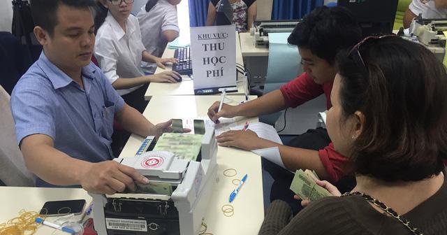 TP.HCM thu học phí trực tuyến để công khai, minh bạch các khoản thu trường học - Ảnh 1.