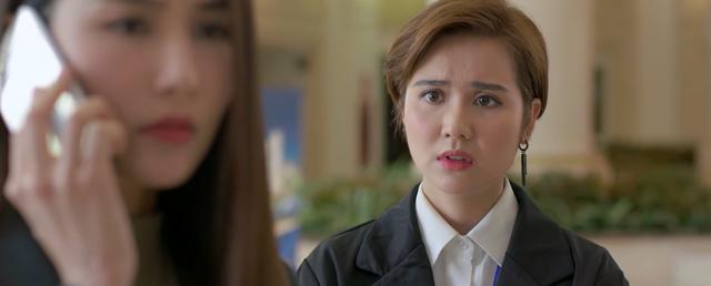 Tình yêu và tham vọng - Tập 37: Vừa khóc hết nước mắt vì thất tình, Linh lại gặp biến cố lớn trong công việc - Ảnh 7.
