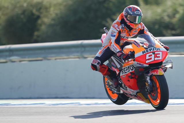 Moto GP: Fabio Quartararo sẽ xuất phát đầu tiên tại GP Andalucia - Ảnh 1.