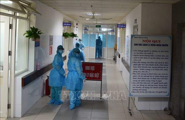 Bệnh nhân COVID-19 số 418 từng đi chăm bố tại Bệnh viện Đà Nẵng - Ảnh 1.