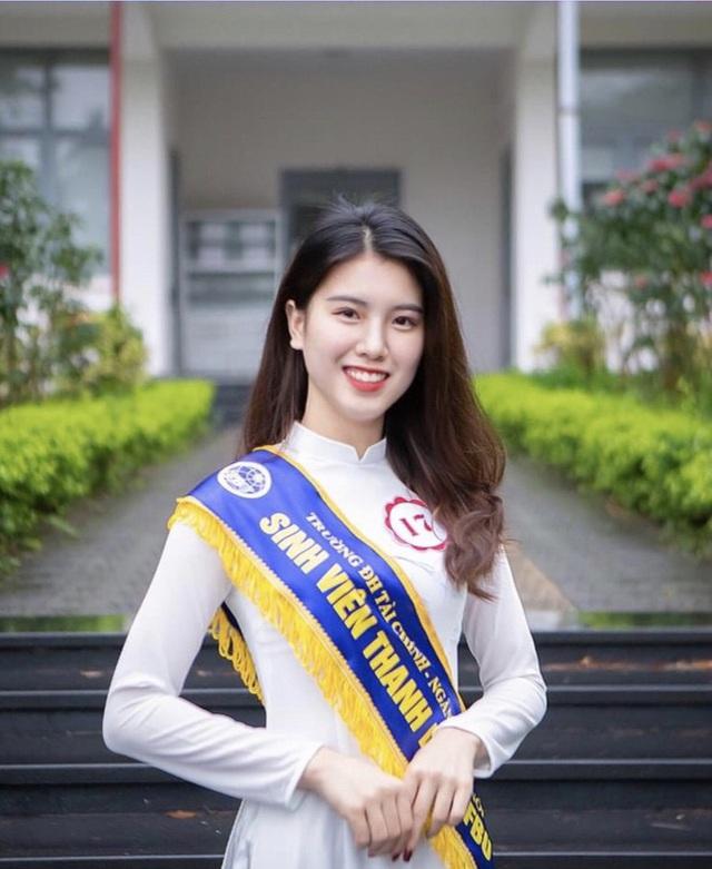 3 nữ sinh thi Hoa hậu Việt Nam đều học giỏi, năng động - Ảnh 2.