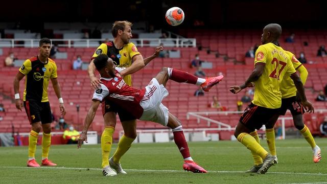 Arsenal 3-2 Watford: Chạy đà cho chung kết cúp FA (Vòng 38 Ngoại hạng Anh) - Ảnh 1.