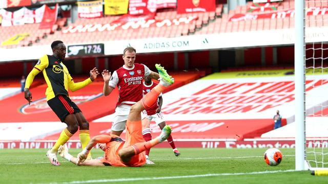 Arsenal 3-2 Watford: Chạy đà cho chung kết cúp FA (Vòng 38 Ngoại hạng Anh) - Ảnh 3.