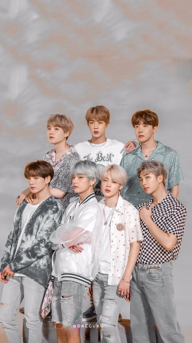 BTS bất ngờ thông báo ra mắt ca khúc mới bằng tiếng Anh - Ảnh 1.