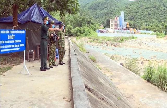 Tăng cường phòng chống xuất nhập cảnh trái phép qua biên giới - Ảnh 1.