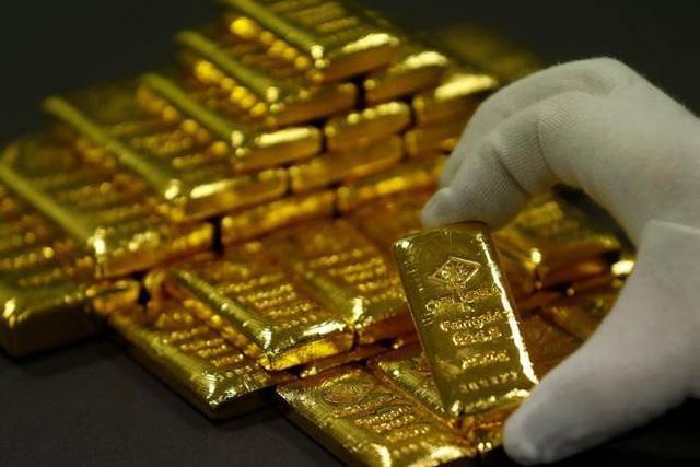 Giá vàng sắp chọc thủng mốc 57 triệu đồng/lượng - Ảnh 2.