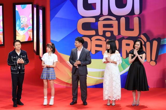 Phương Lan, Phan Mạnh Quỳnh cùng giành cúp ở tập 10 Ơn giời! Cậu đây rồi - Ảnh 1.