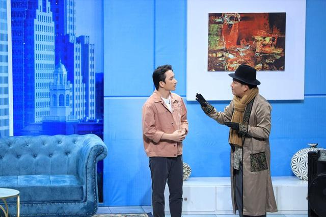 Phương Lan, Phan Mạnh Quỳnh cùng giành cúp ở tập 10 Ơn giời! Cậu đây rồi - Ảnh 3.