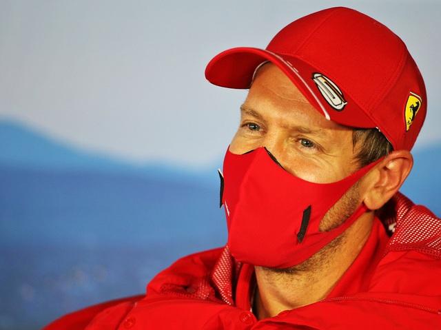 Sebastian Vettel sẽ chuyển tới Racing Point mùa tới? - Ảnh 1.