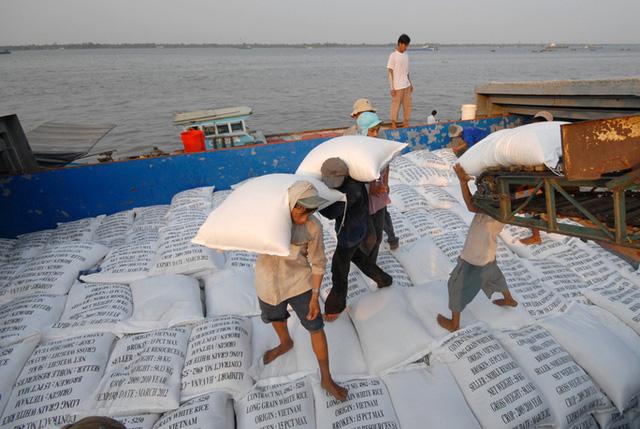 Xuất khẩu gạo Việt Nam vượt mặt Thái Lan  - Ảnh 1.