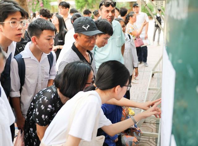 2 mốc thời gian quan trọng trong tháng 5 học sinh cuối cấp Hà Nội cần lưu ý - Ảnh 1.