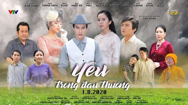 Phim Việt mới Yêu trong đau thương lên sóng VTV3 - Ảnh 3.