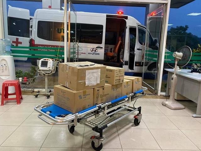 4 y, bác sĩ Bệnh viện Bệnh nhiệt đới Trung ương lên đường giải cứu 129 công dân Việt Nam mắc COVID-19 về nước - Ảnh 3.