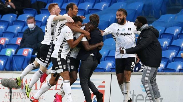 Đánh bại Cardiff ở lượt đi, Fulham đặt một chân vào trận đấu đắt đỏ nhất thế giới - Ảnh 1.