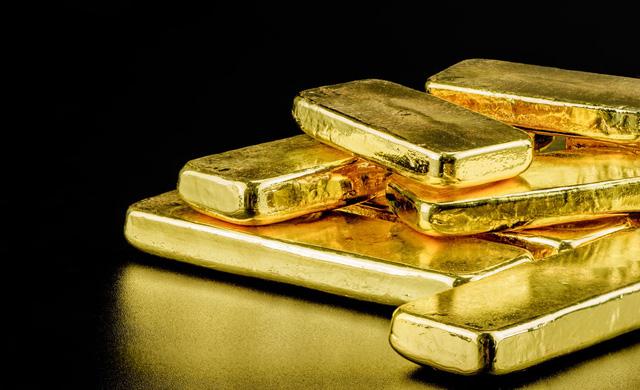 Giá vàng xuống mức thấp nhất trong một tháng - Ảnh 1.