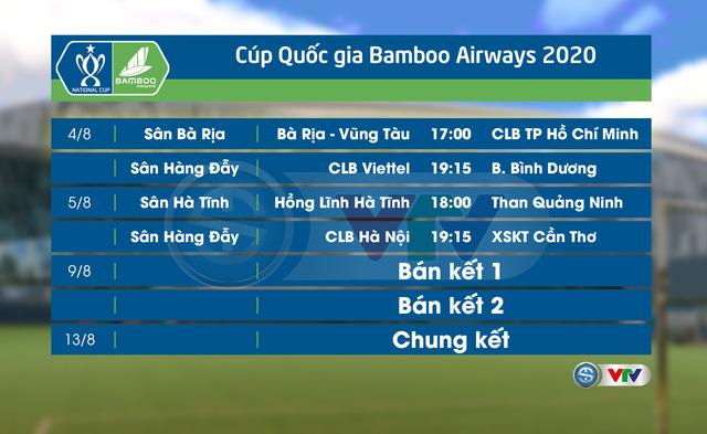 CLB Quảng Ninh thực hiện cách ly, Cúp Quốc gia 2020 thay đổi lịch thi đấu - Ảnh 1.