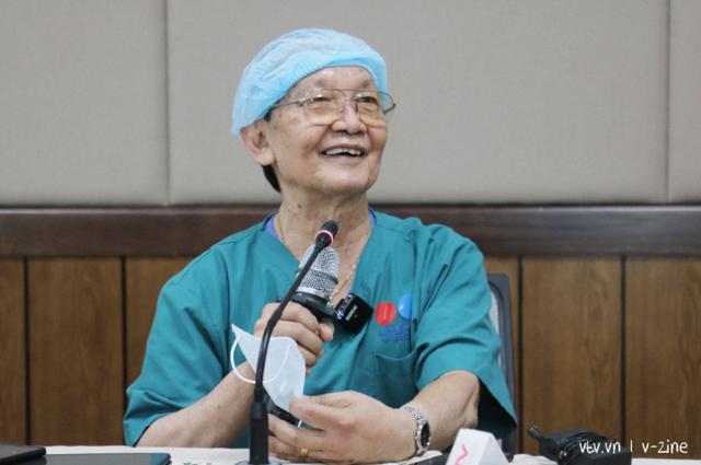 Giáo sư Trần Đông A: Vị giáo sư một đời vì trẻ em Việt Nam - Ảnh 1.