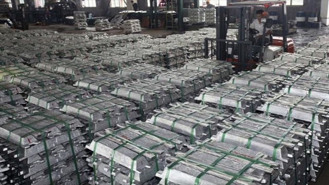 Tiếp nhận hồ sơ yêu cầu rà soát lần đầu việc áp thuế chống bán phá giá nhôm Trung Quốc - Ảnh 2.
