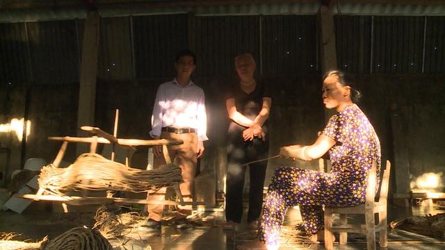 Khát vọng giữ nghề ở làng cói Nga Sơn trong đại dịch COVID-19 - Ảnh 2.