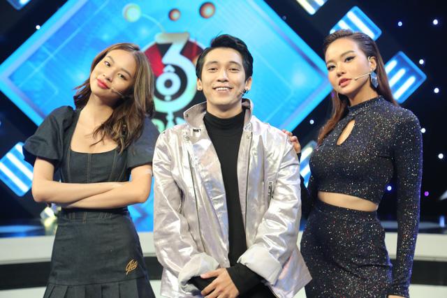 Tronie Ngô có hành động cực đáng yêu với bạn gái trên sóng truyền hình - ảnh 3