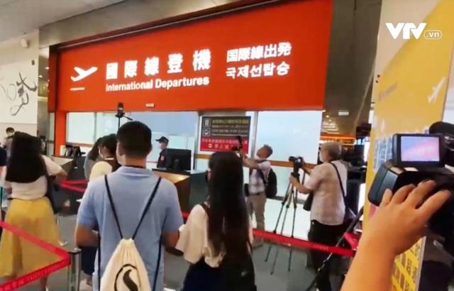 Trải nghiệm dịch vụ chuyến bay giả tại Đài Loan (Trung Quốc) - Ảnh 1.