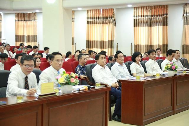 Thu ngân sách Hà Nội đạt trên 133.000 tỷ đồng - Ảnh 1.